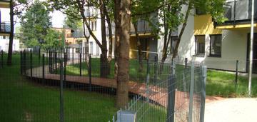 Zamknięte, pełne zieleni osiedle / balkon 8,5m2