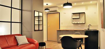 Nowe mieszkanie kawalerka balkon centrum mpec