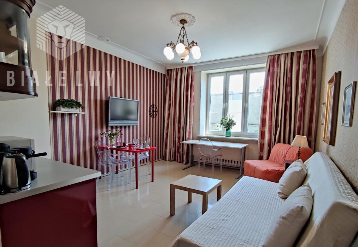 Dwupokojowe mieszkanie 40 m2, górny mokotów