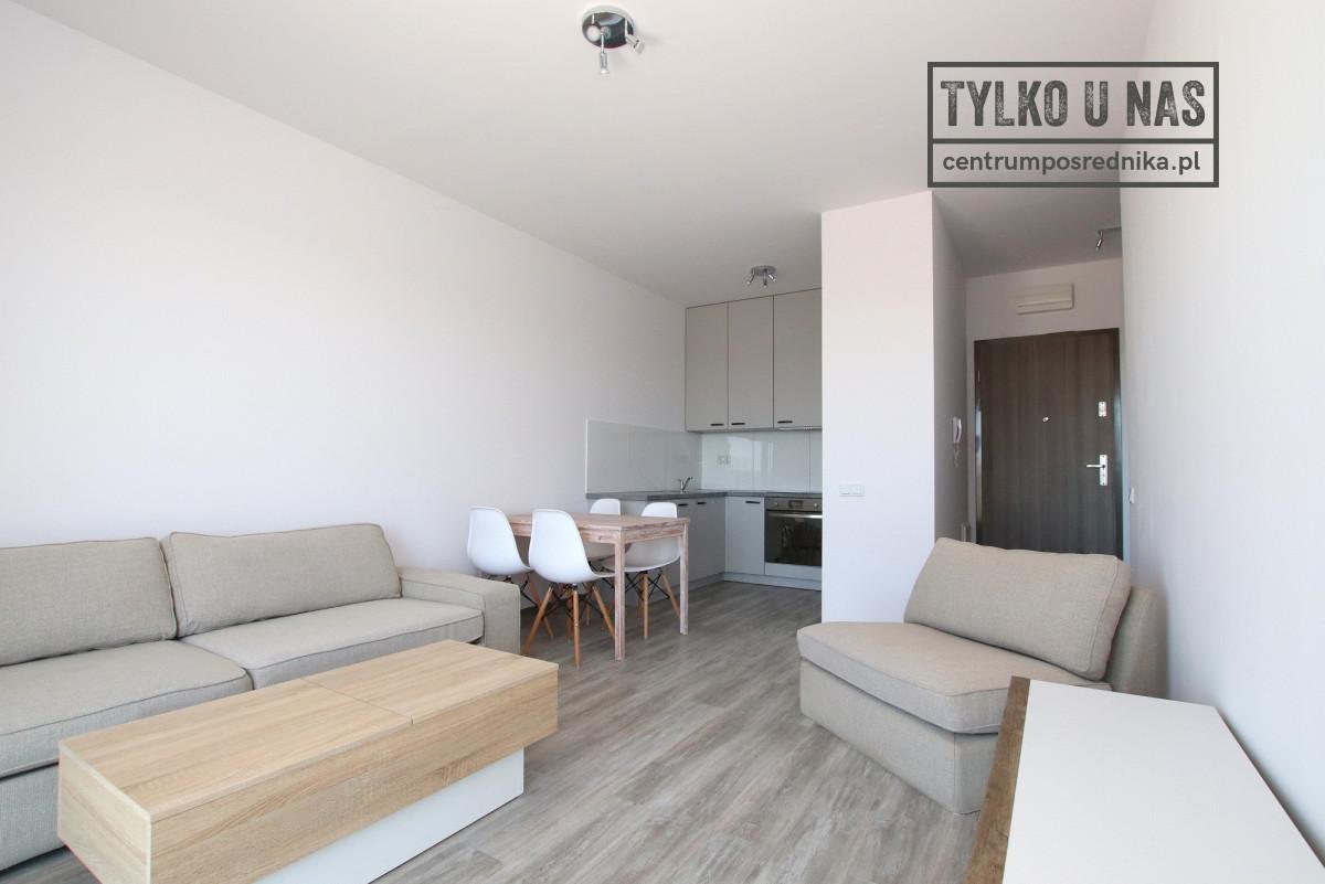 Nowe 2 pokoje z miejscem postojowym - ujeścisko