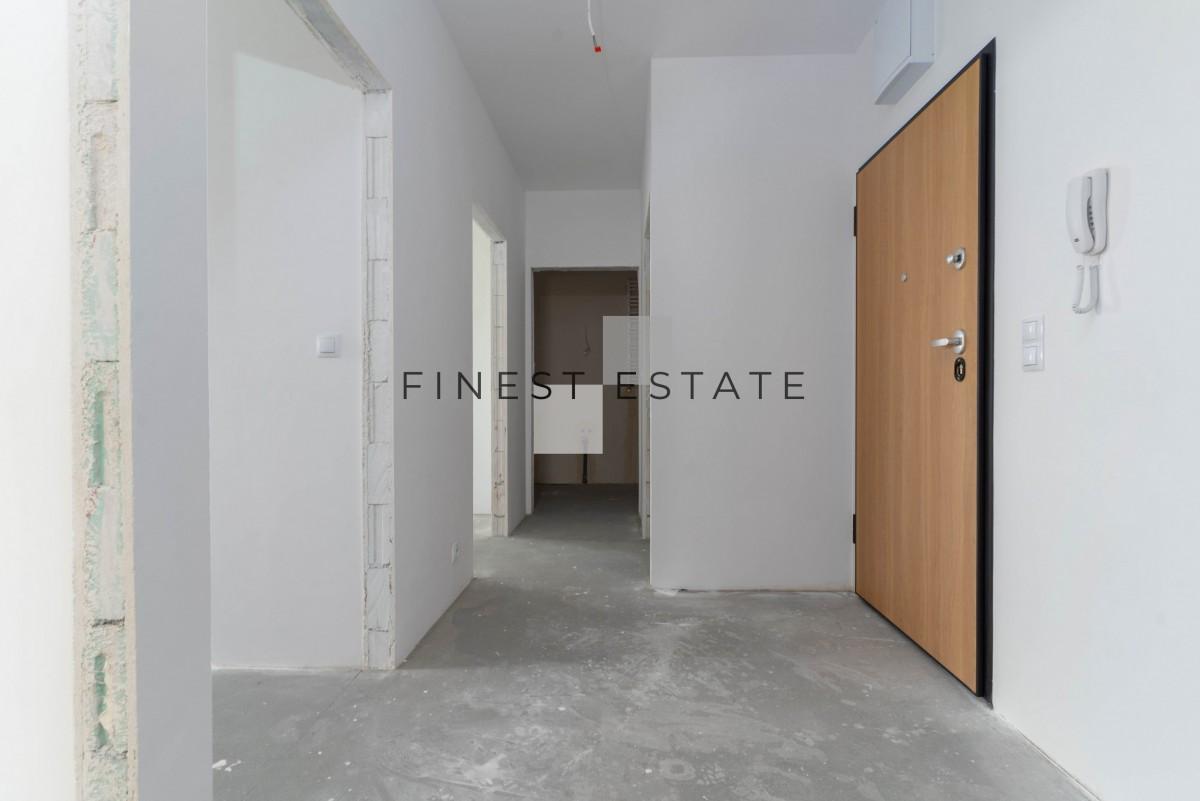 3 pokojowe   59,70 m2   do wykończenia