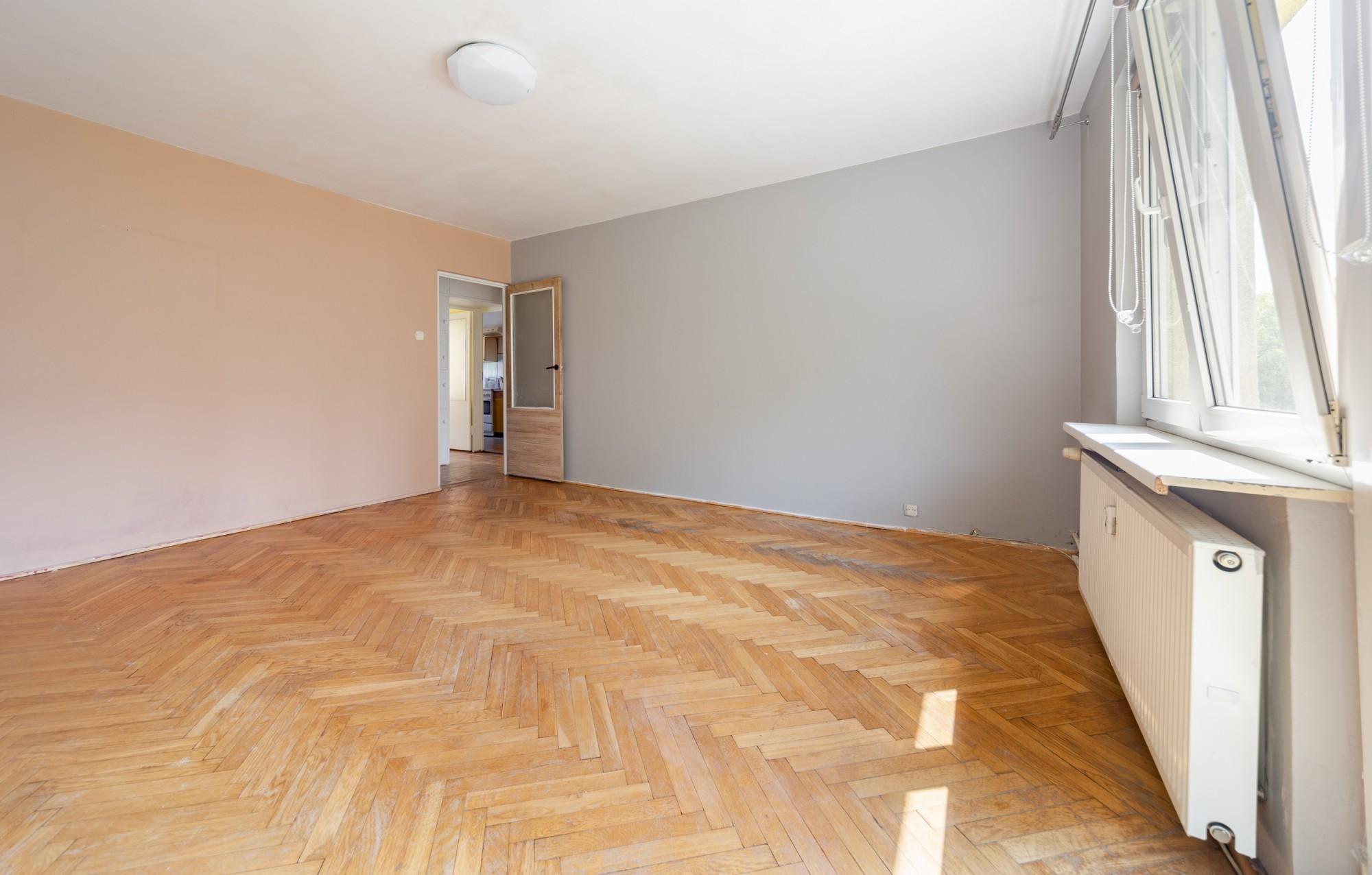 Przestronne, 3-pokojowe mieszkanie
