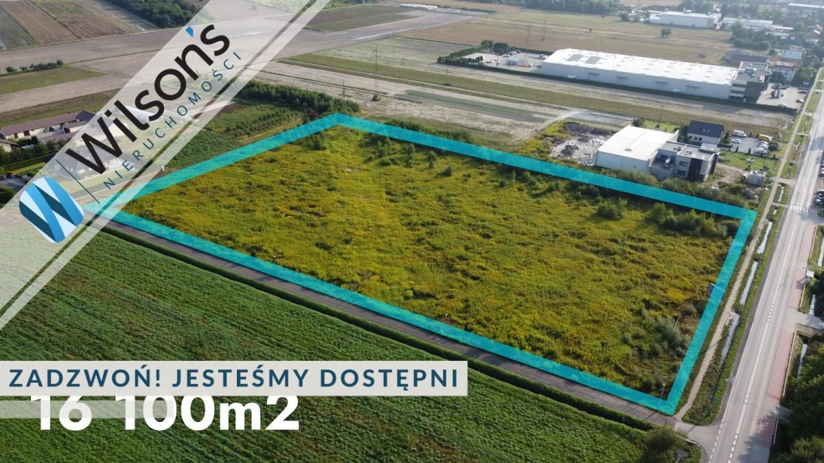 Działka usługowa 350 zł/m²