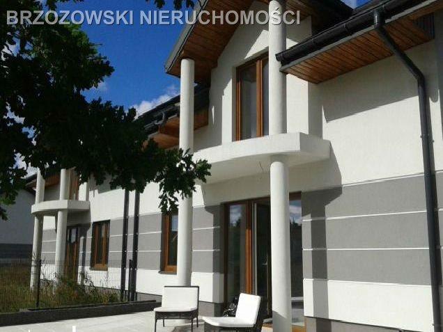 Wawer, bliźniak, 174 m2, 375 m2, 2015 r.