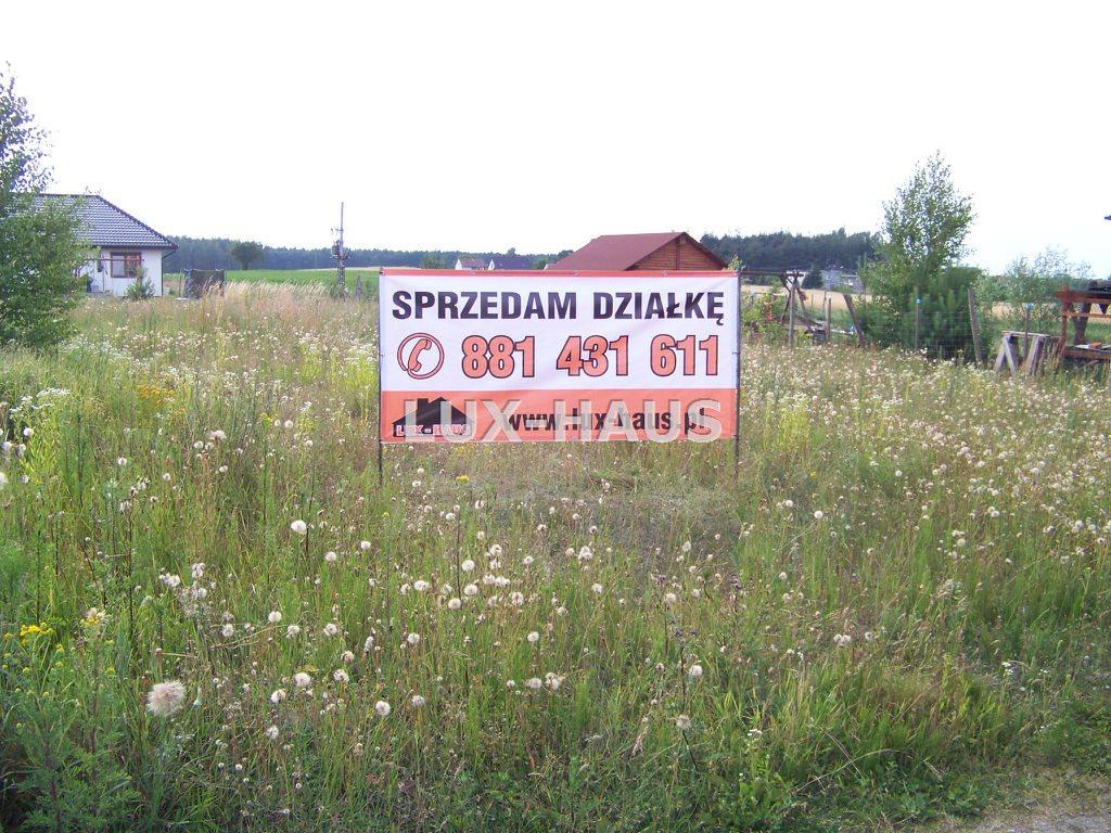 Na sprzedaż-działka budowlana-kruszyn krajeński