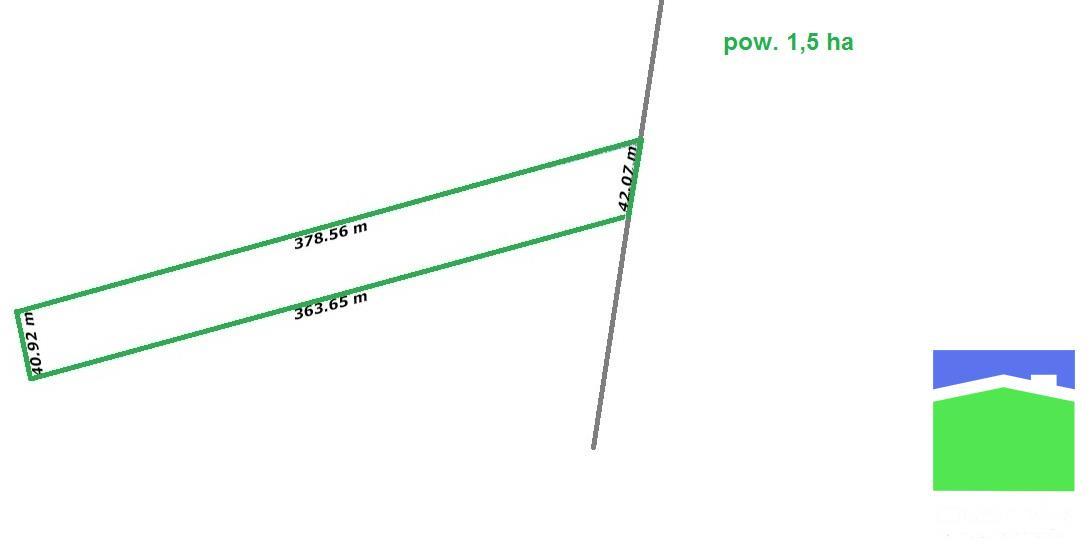 Widzew - teren inwestycyjny 1,5 ha