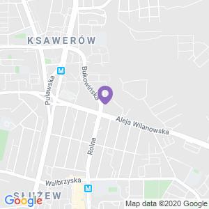 Dwupokojowe mieszkanie z garażem/metro wilanowska