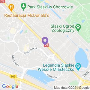 Idealna inwestycja koło parku śląskiego - 4 wieże