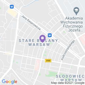 Chomiczówka, 3 pokoje, metro wawrzyszew