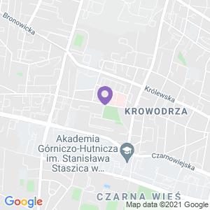M. w centrum krakowa | balkon | tramwaj | mpec
