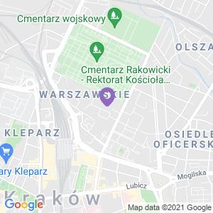 25m2, kraków śródmieście, ul. rakowicka.