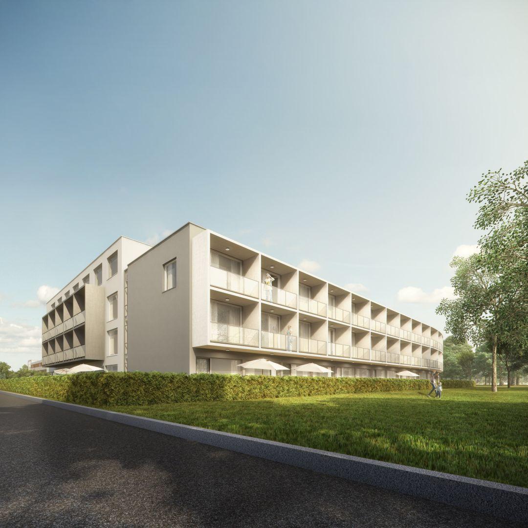 Mieszkanie w inwestycji: Solny Resort