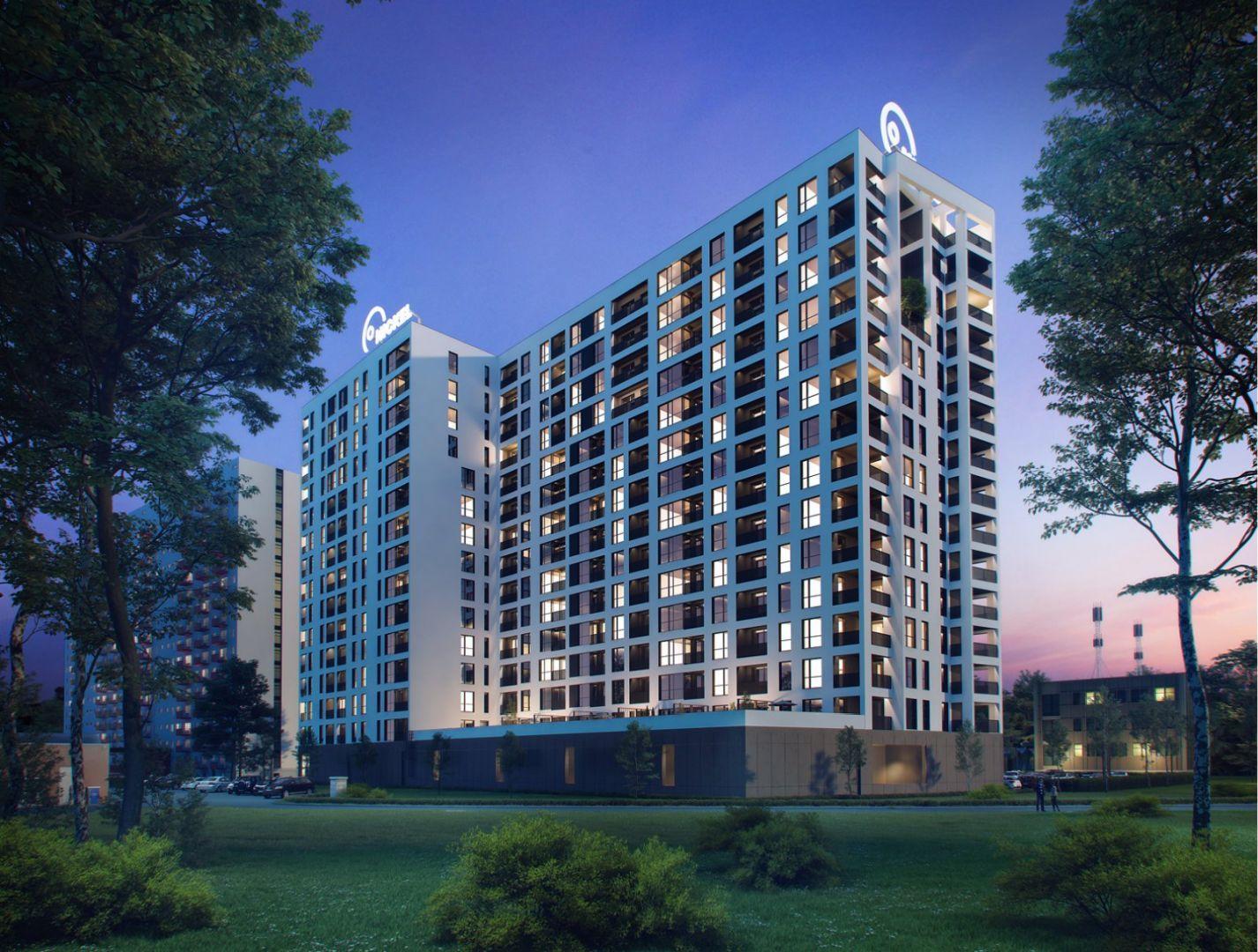 Mieszkanie w inwestycji: ST_ART PIĄTKOWO
