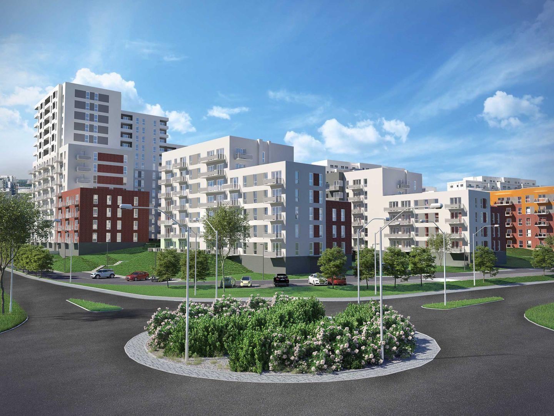 Mieszkanie w inwestycji: Murapol Dębowe Tarasy