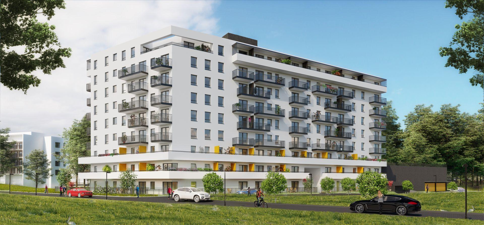 Mieszkanie w inwestycji: Słoneczna Marki