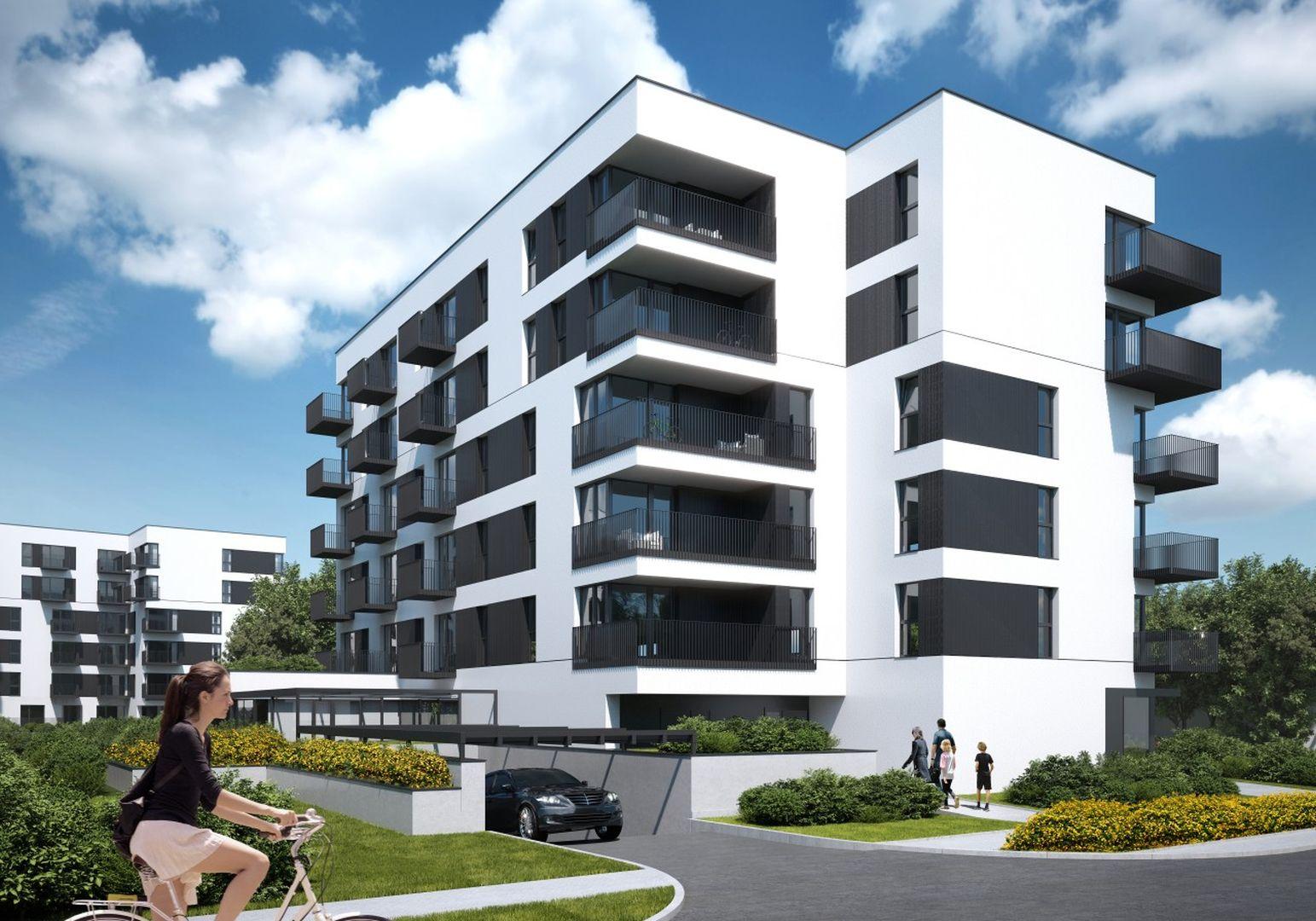 Mieszkanie w inwestycji: Apartamenty Nowy Marysin VIa