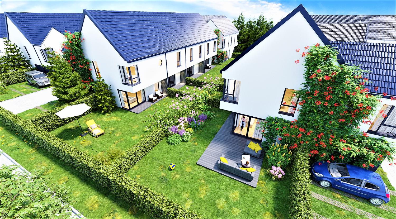 Dom w inwestycji: Mozaika IV