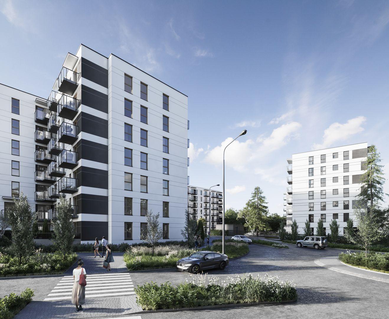 Mieszkanie w inwestycji: Osiedle Aurora