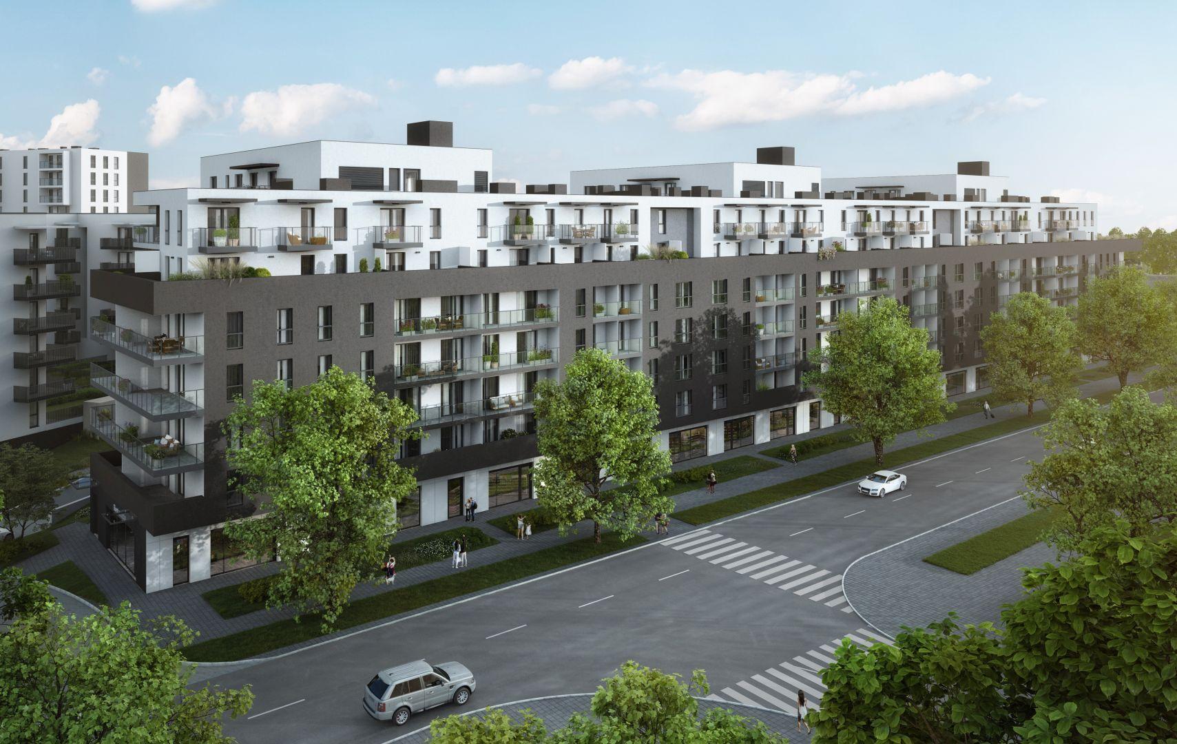 Mieszkanie w inwestycji: Apartamenty Drewnowska 43 IV