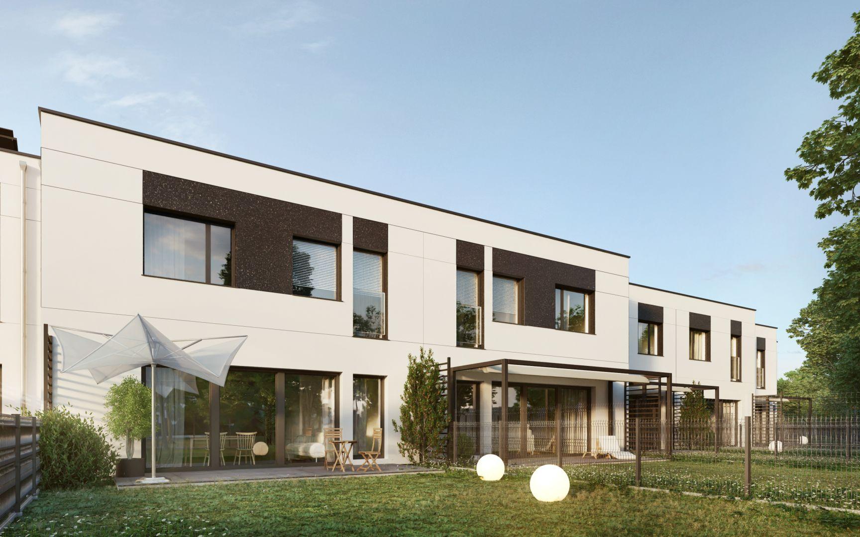 Dom w inwestycji: Wille Marysieńki