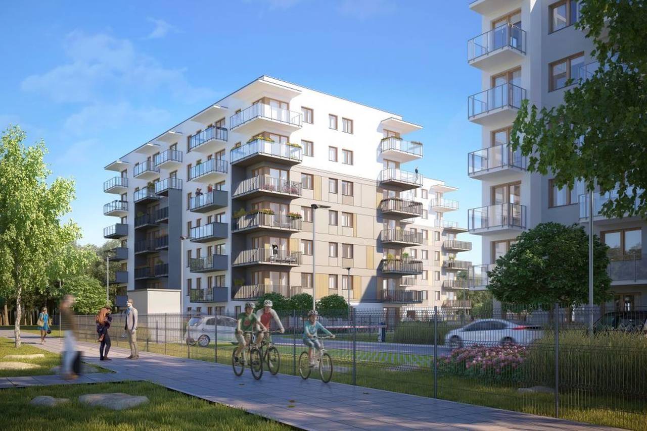 Mieszkanie w inwestycji: Apartamenty przy lesie
