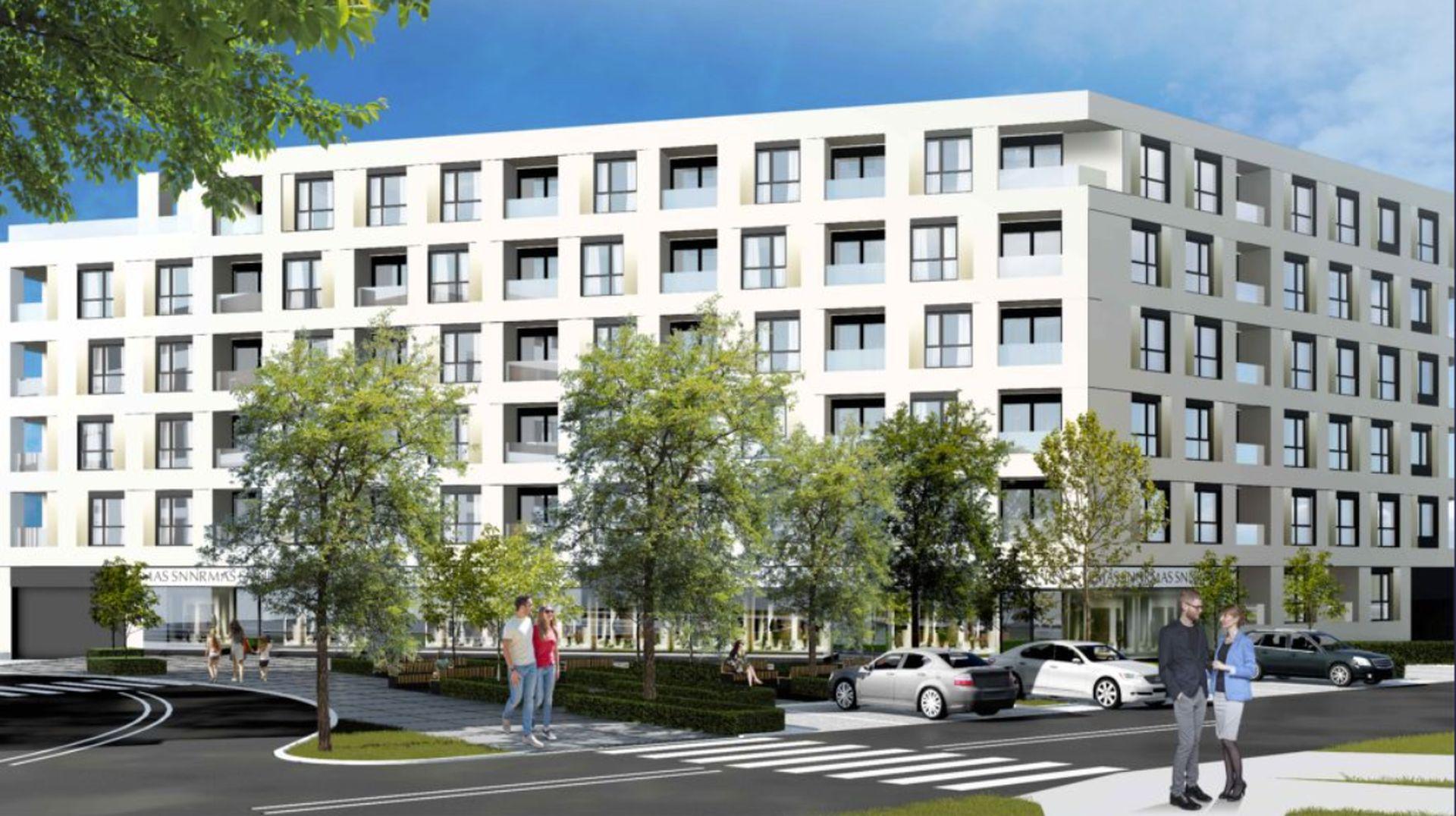 Mieszkanie w inwestycji: Stacja Mińsk