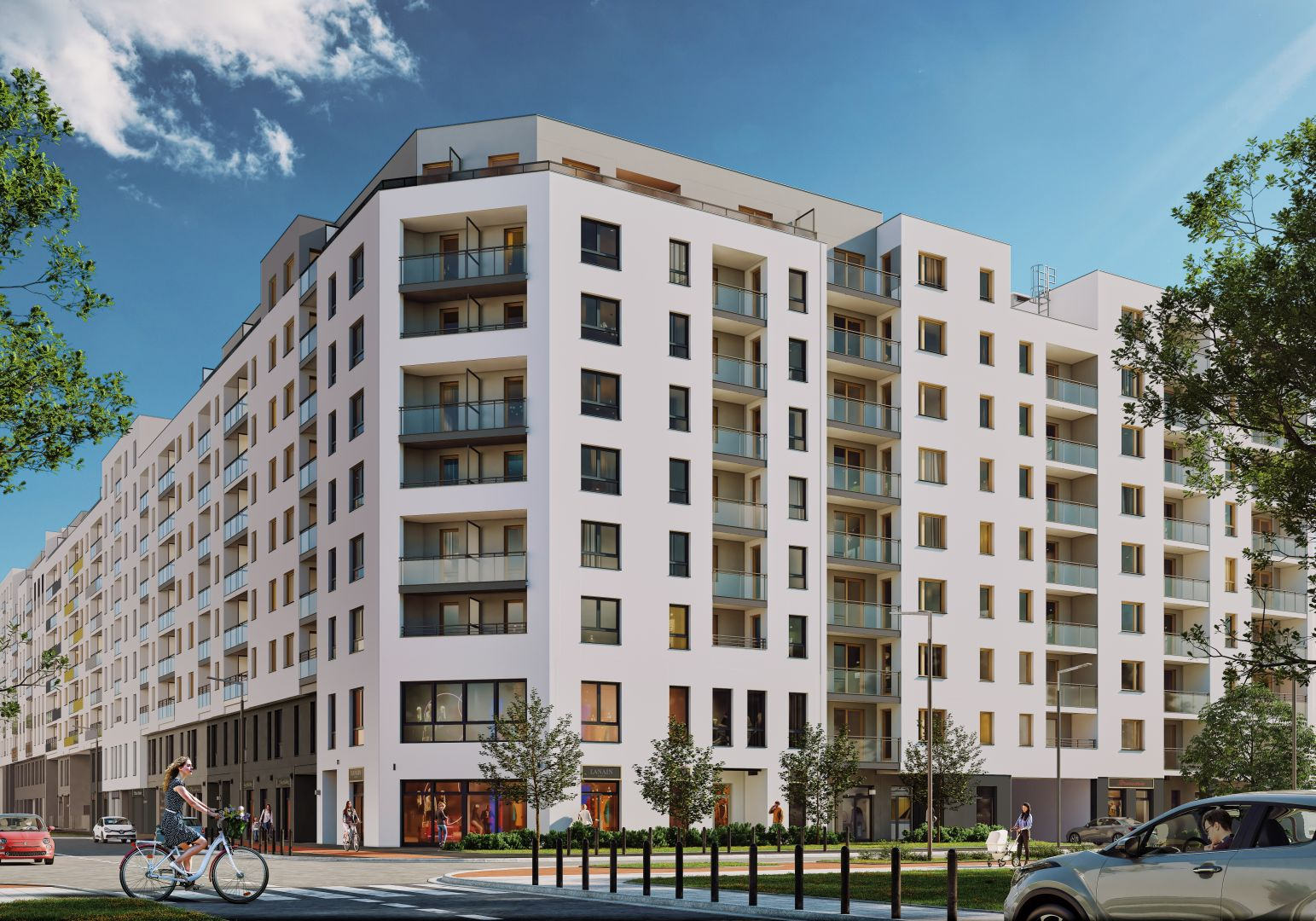 Mieszkanie w inwestycji: Moja Północna etap II