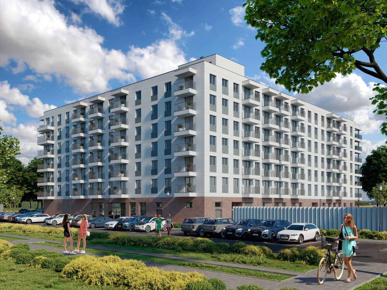 Mieszkanie w inwestycji: Corner Park