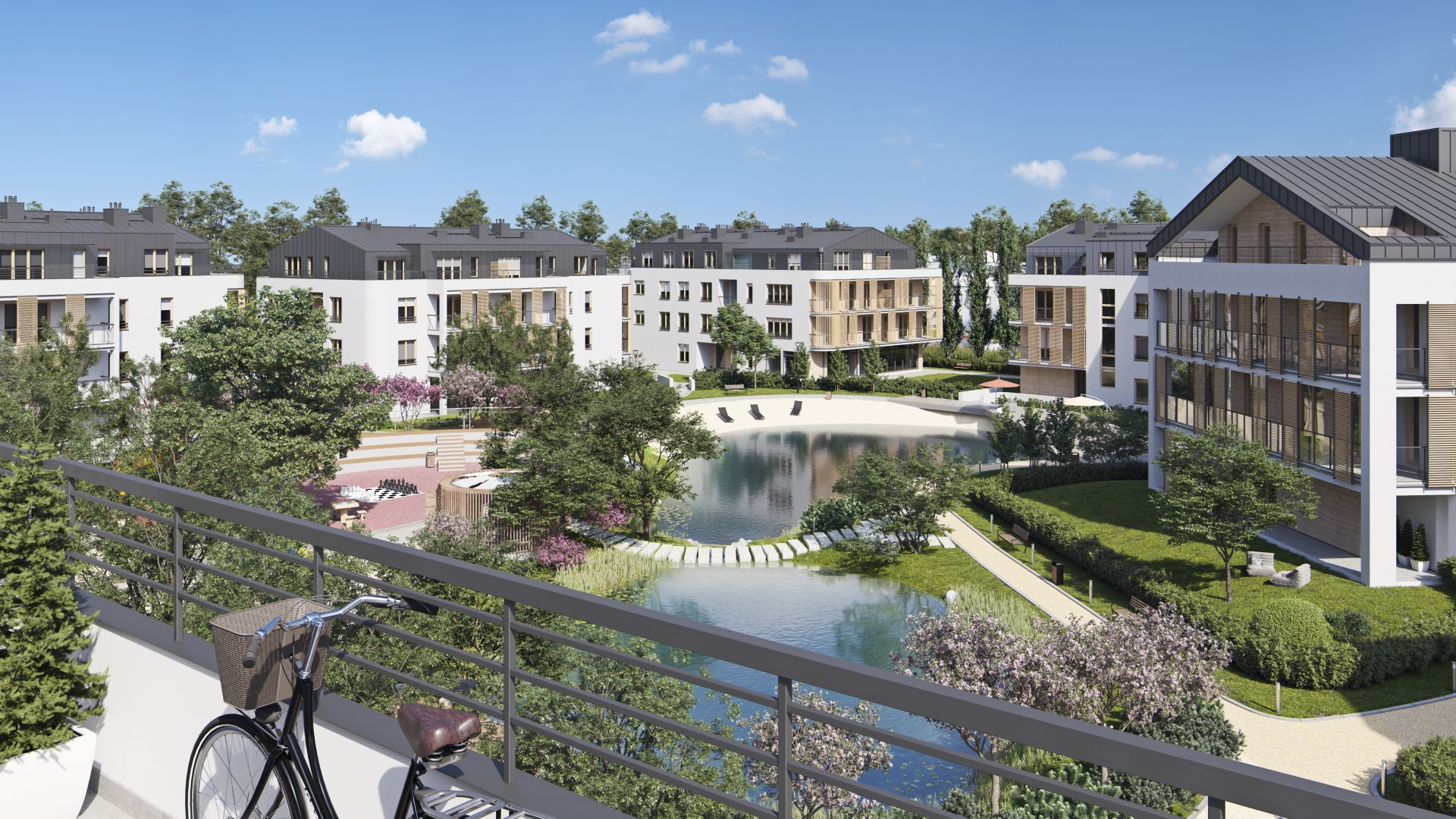 Mieszkanie w inwestycji: Nowe Zamienie