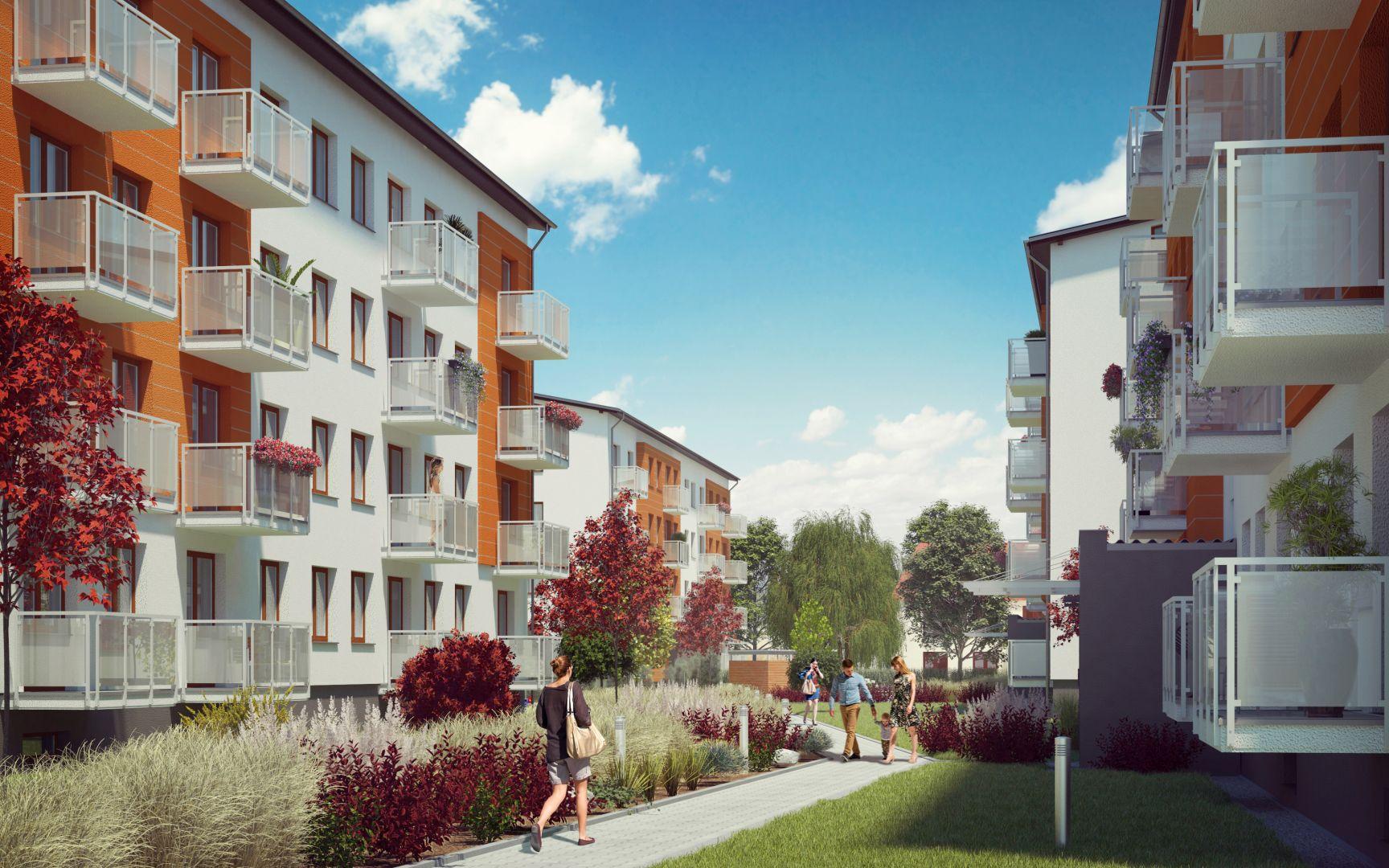 Mieszkanie w inwestycji: Osiedle Kalwaryjska 45