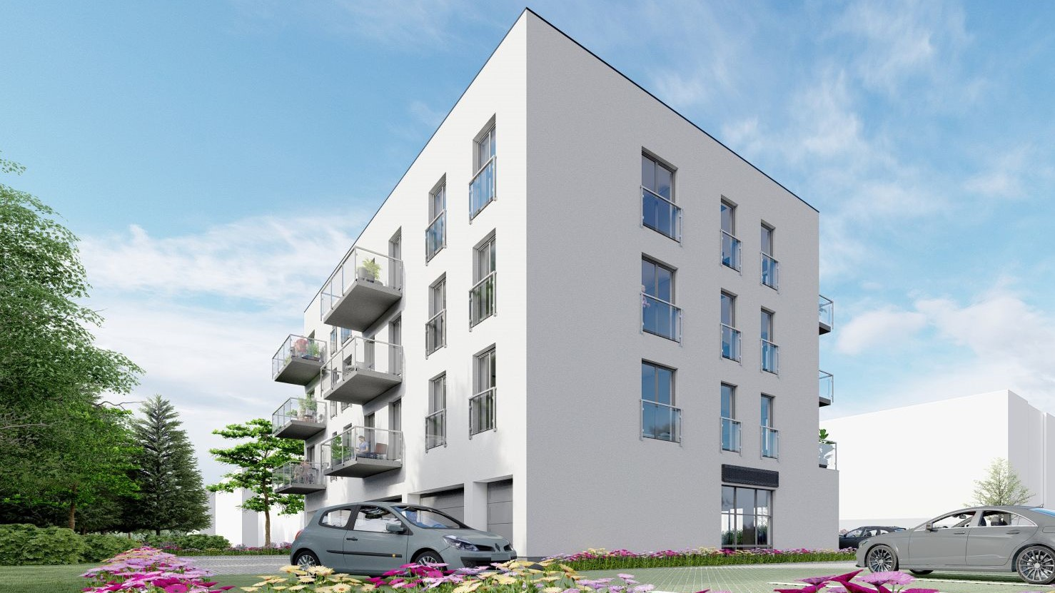 Mieszkanie w inwestycji: Zakładowa 87