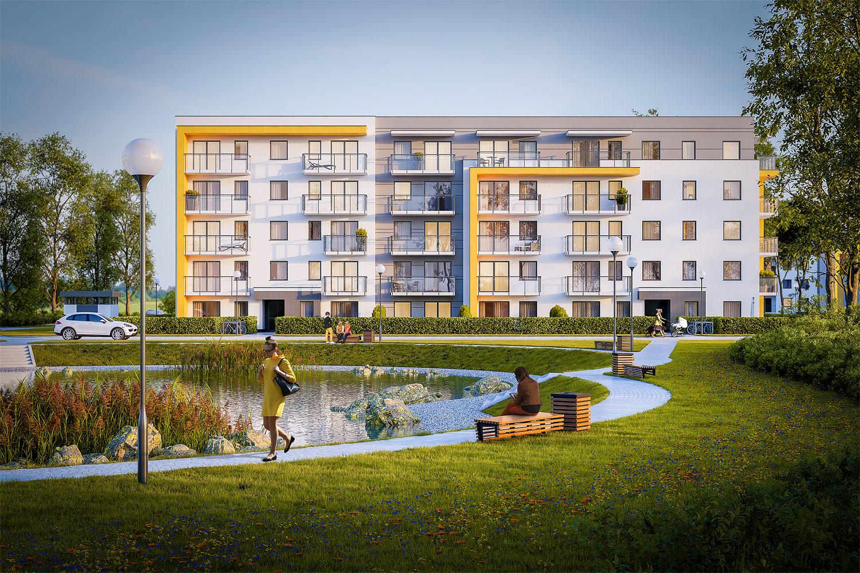 Mieszkanie w inwestycji: Optima